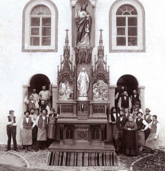 altar altar groeden