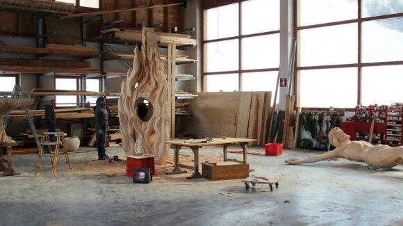 Laboratorio scultori
